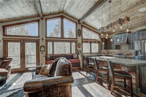 Photo of 744 Spruce Creek Road, BLUE RIVER, CO 80424 (MLS # S1018009)