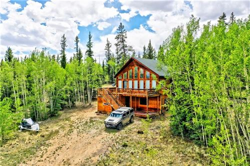 Photo of 292 MUSTANG Trail, COMO, CO 80432 (MLS # S1017010)