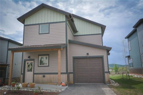 Photo of 149 Haymaker STREET, SILVERTHORNE, CO 80498 (MLS # S1012078)