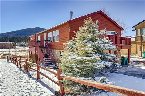 Photo of 27 Redtail Court, SUMMIT COVE, CO 80435 (MLS # S1023098)