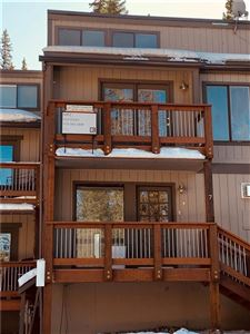 Photo of 160 Bunker Hill Lode Road #7, BRECKENRIDGE, CO 80424 (MLS # S1015142)