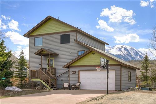 Photo of 1181 Mesa Drive, SILVERTHORNE, CO 80498 (MLS # S1018155)