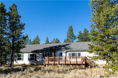 Photo of 512 Spruce Drive, TWIN LAKES, CO 81251 (MLS # S1024179)