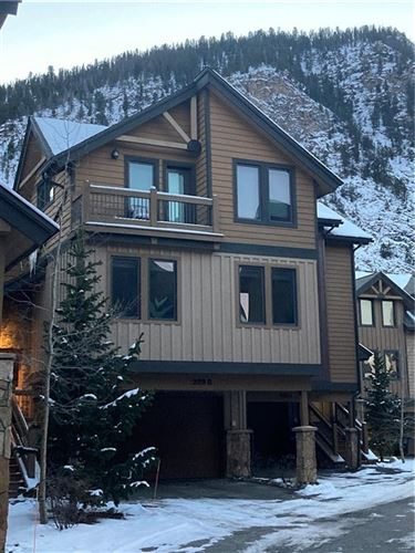 Photo of 309A S 2nd Avenue #309A, FRISCO, CO 80443 (MLS # S1023214)
