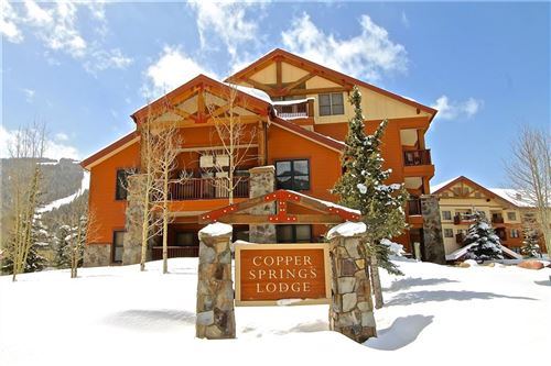 Photo of 105 Wheeler Circle #425, COPPER MOUNTAIN, CO 80443 (MLS # S1024235)