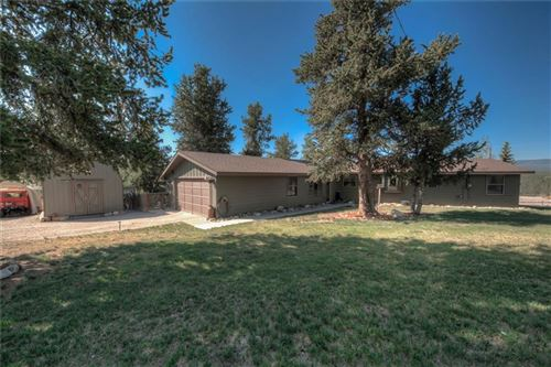 Photo of 221 Platte View Drive, FAIRPLAY, CO 80440 (MLS # S1019279)