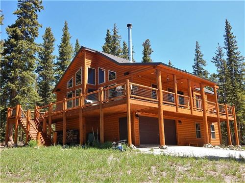 Photo of 790 MOUNTAIN VIEW Drive, FAIRPLAY, CO 80440 (MLS # S1019291)