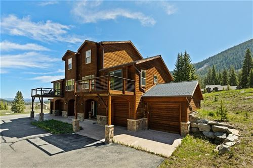 Photo of 190 Whispering Pines Circle, BLUE RIVER, CO 80424 (MLS # S1024301)