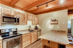 Photo of 4400 Lodge Pole Circle #208, SILVERTHORNE, CO 80498 (MLS # S1015310)
