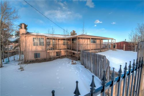 Photo of 780 BOGUE Street, FAIRPLAY, CO 80440 (MLS # S1017315)