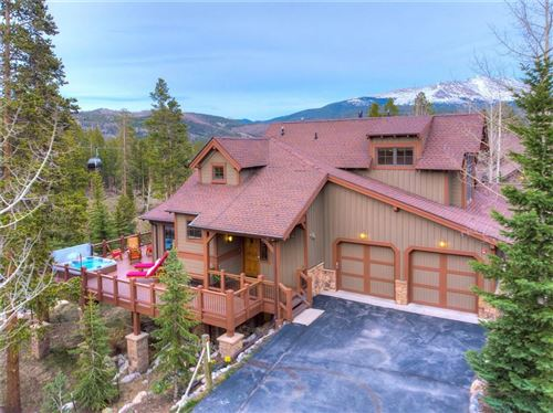 Photo of 60 CUCUMBER PATCH PLACER Unit#3, BRECKENRIDGE, CO 80424 (MLS # S1027346)