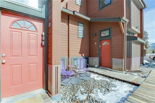 Photo of 418 Bayview Drive #E, FRISCO, CO 80443 (MLS # S1024359)