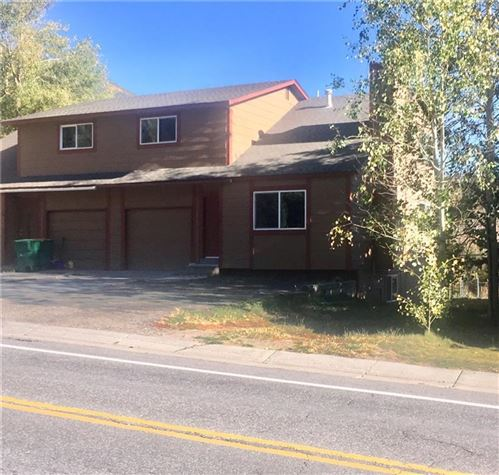 Photo of 570 Straight Creek Drive #A, DILLON, CO 80435 (MLS # S1018416)