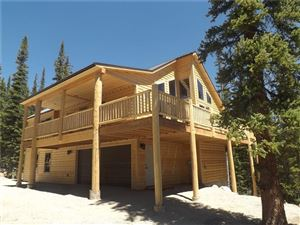 Photo of 28 TRAILS END, FAIRPLAY, CO 80440 (MLS # S1010479)