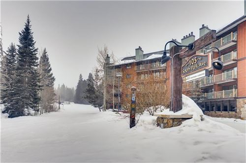 Photo of 105 S Park Avenue S #301, BRECKENRIDGE, CO 80424 (MLS # S1017508)