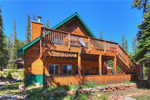 Photo of 3253 CO RD 14A, FAIRPLAY, CO 80440 (MLS # S1018535)