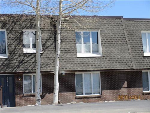 Photo of 240 E La Bonte Street #28, DILLON, CO 80435 (MLS # S1024541)