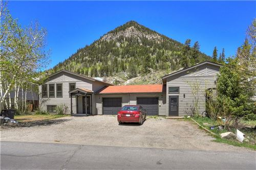 Photo of 140 Forest Drive, FRISCO, CO 80443 (MLS # S1018548)