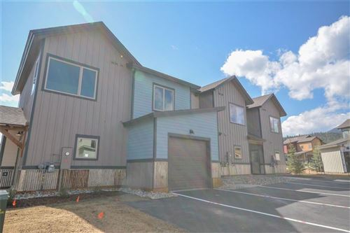 Photo of 280 Haymaker Street #3A, SILVERTHORNE, CO 80498 (MLS # S1023575)