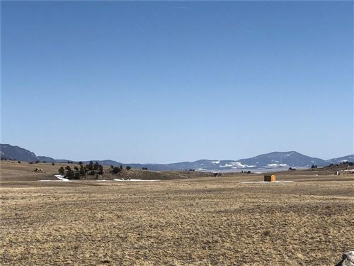 Photo of 878 Cheyenne Trail, HARTSEL, CO 80449 (MLS # S1024581)