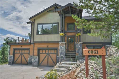 Photo of 61 Lakeview Circle, SILVERTHORNE, CO 80498 (MLS # S1014585)