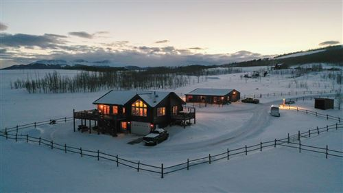 Photo of 4186 Co Road 5, FAIRPLAY, CO 80440 (MLS # S1019586)