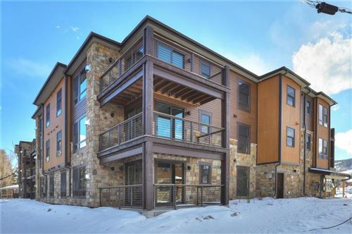 Photo of 1060 Blue River Parkway #TH 101, SILVERTHORNE, CO 80498 (MLS # S1017593)