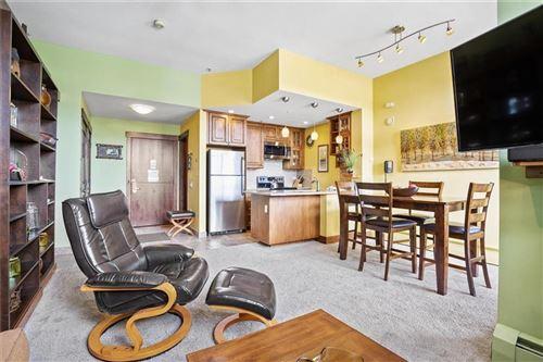 Photo of 100 S Park Avenue #E101, BRECKENRIDGE, CO 80424 (MLS # S1024597)