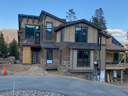 Photo of 400 Two Cabins Drive, WILDERNEST, CO 80498 (MLS # S1023604)