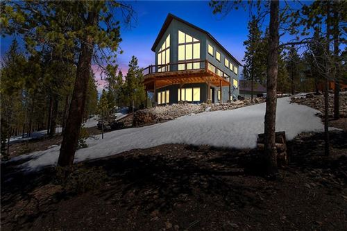 Photo of 1500 County Road 36, LEADVILLE, CO 80461 (MLS # S1023607)
