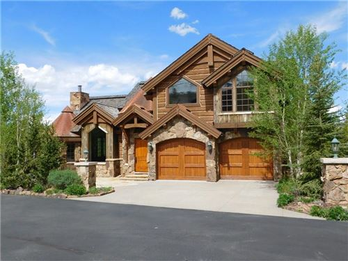 Photo of 72 Snowy Ridge Road, BRECKENRIDGE, CO 80424 (MLS # S394619)