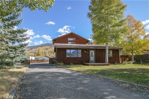 Photo of 468 Cascade Circle, SILVERTHORNE, CO 80498 (MLS # S1015627)