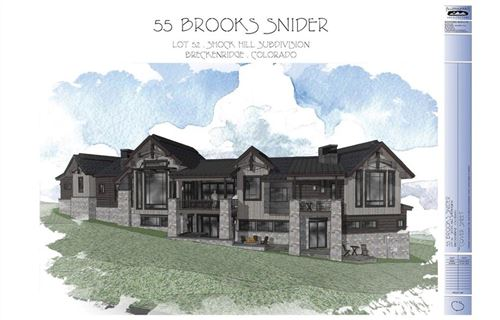 Photo of 55 Brooks Snider ROAD, BRECKENRIDGE, CO 80424 (MLS # S1011629)