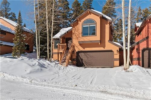 Photo of 540 Park Forest Drive, BRECKENRIDGE, CO 80424 (MLS # S1023704)