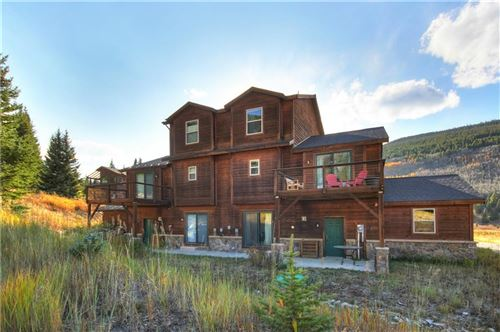 Photo of 180 Whispering Pines Circle, BLUE RIVER, CO 80424 (MLS # S1015705)