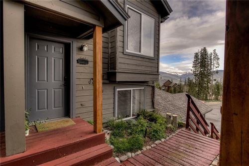 Photo of 113 Spyglass Lane #113, SILVERTHORNE, CO 80498 (MLS # S1019707)