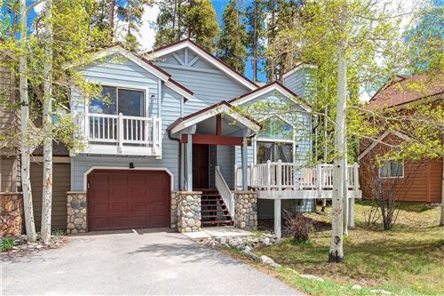 Photo of 130 Powder Ridge Drive, BRECKENRIDGE, CO 80424 (MLS # S1018711)