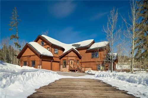 Photo of 734 Wild Rose Road, SILVERTHORNE, CO 80498 (MLS # S1015767)
