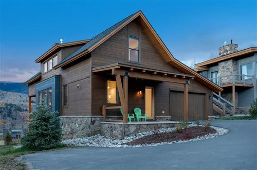 Photo of 1243 Maryland Creek Road, SILVERTHORNE, CO 80498 (MLS # S1015834)