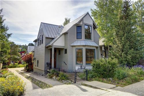 Photo of 210 S French STREET S, BRECKENRIDGE, CO 80424 (MLS # S1011847)