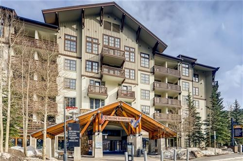 Photo of 910 Copper Road #121, COPPER MOUNTAIN, CO 80443 (MLS # S1024873)