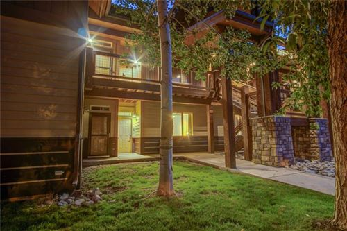 Photo of 850 Blue River Parkway #E3, SILVERTHORNE, CO 80498 (MLS # S1030876)