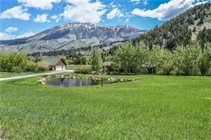 Photo of 132 Oasis Ranch Road, SILVERTHORNE, CO 80498 (MLS # S1013883)