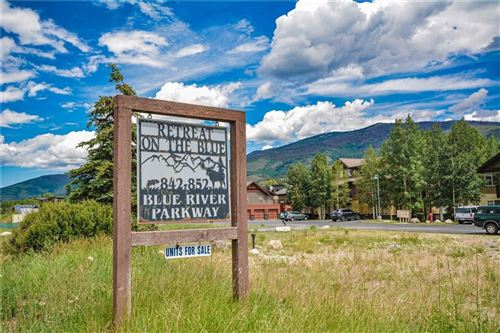 Photo of 852 Blue River Parkway #NG4, SILVERTHORNE, CO 80498 (MLS # S1030884)