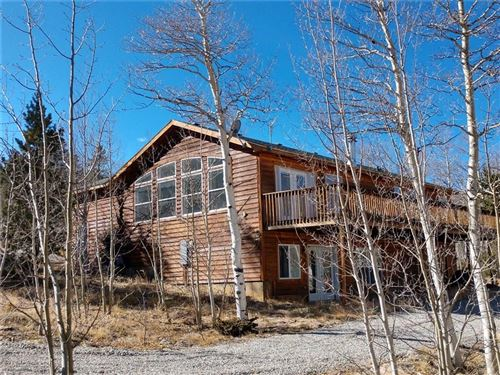 Photo of 1588 High Creek Road, FAIRPLAY, CO 80440 (MLS # S1022912)