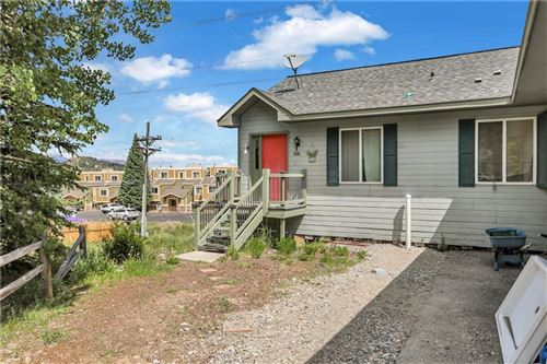 Photo of 135 Honeysuckle Ct. Drive #A, DILLON, CO 80435 (MLS # S1028922)