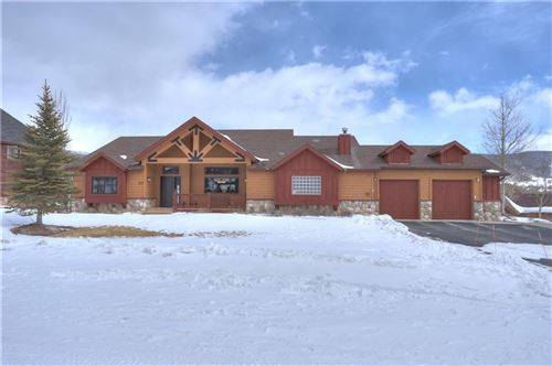 Photo of 37 Sage View Court, DILLON, CO 80435 (MLS # S1023928)