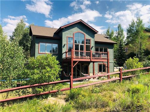 Photo of 100 Shane Court, DILLON, CO 80435 (MLS # S1020932)