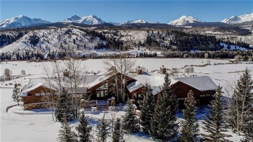 Photo of 752 Pioneer Creek Road, SILVERTHORNE, CO 80498 (MLS # S1030933)