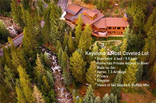 Photo of 110 North Fork Road, KEYSTONE, CO 80435 (MLS # S1020934)
